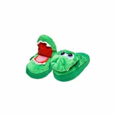 Comfortabele krokodil sloffen voor kinderen
