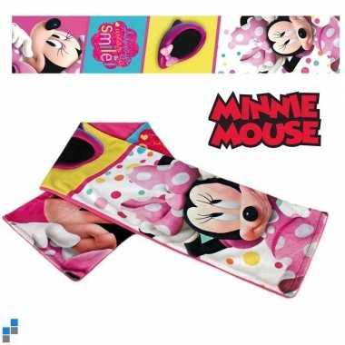 Comfortabele minnie mouse sloffen voor kinderen