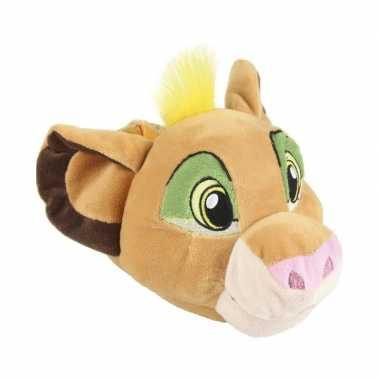 Disney lion king sloffen 3d voor kinderen