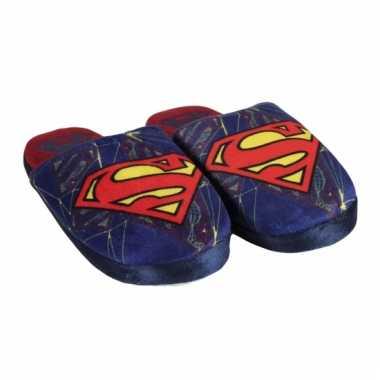 Instapsloffen superman voor kids