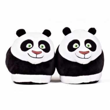 Kung fu panda po sloffen voor volwassenen