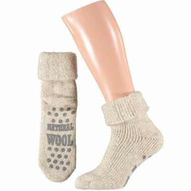 Winter sokken van wol voor heren mt 39 42