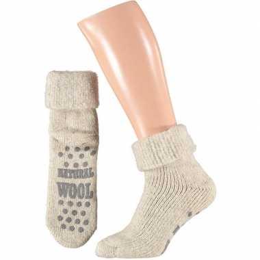 Winter sokken van wol voor heren mt 43 46