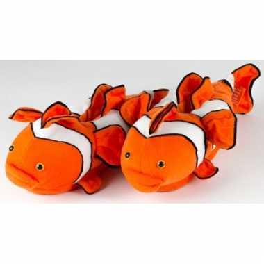 Zachte dieren sloffen goudvis